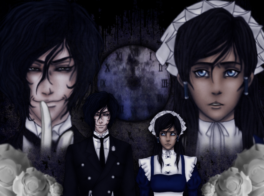 Almost o Good Fantasy PBF. - Page 2 Tahnorra___the_butler_and_his_maid_by_ivewashere-d554kef