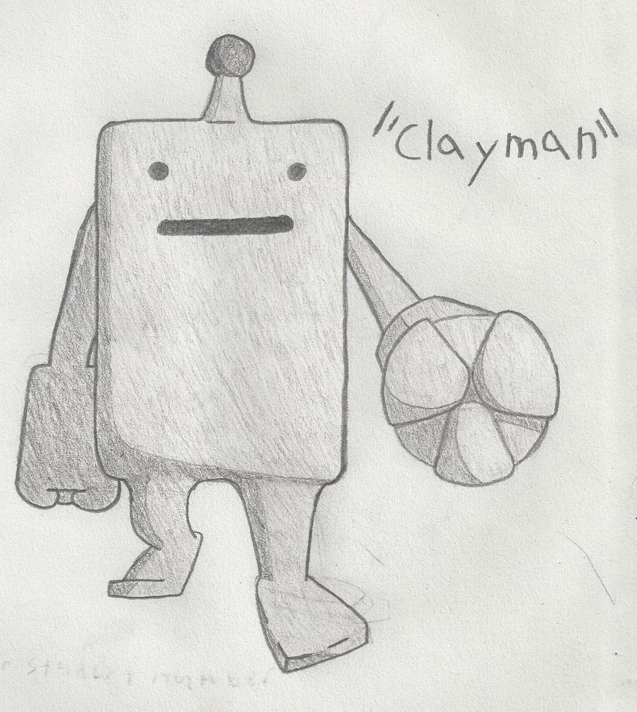 Clayman (Mother 3) *Memory Draw* by Adaifon on DeviantArt