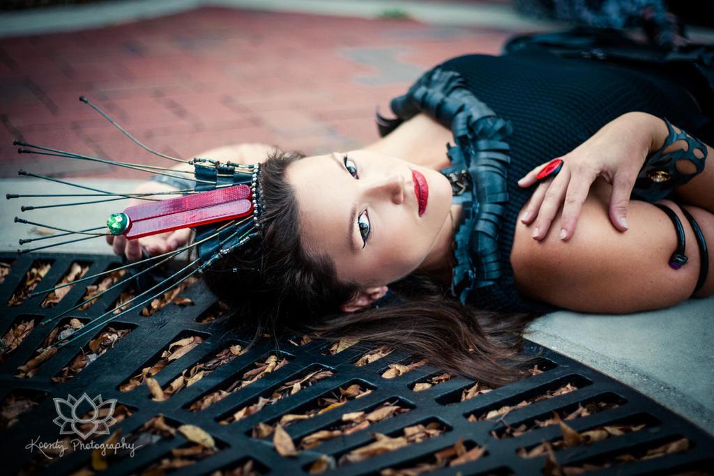 Bicycle Queen by Doubtful-Della