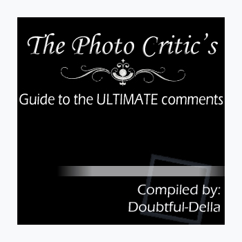 ULTIMATE Photography Critique