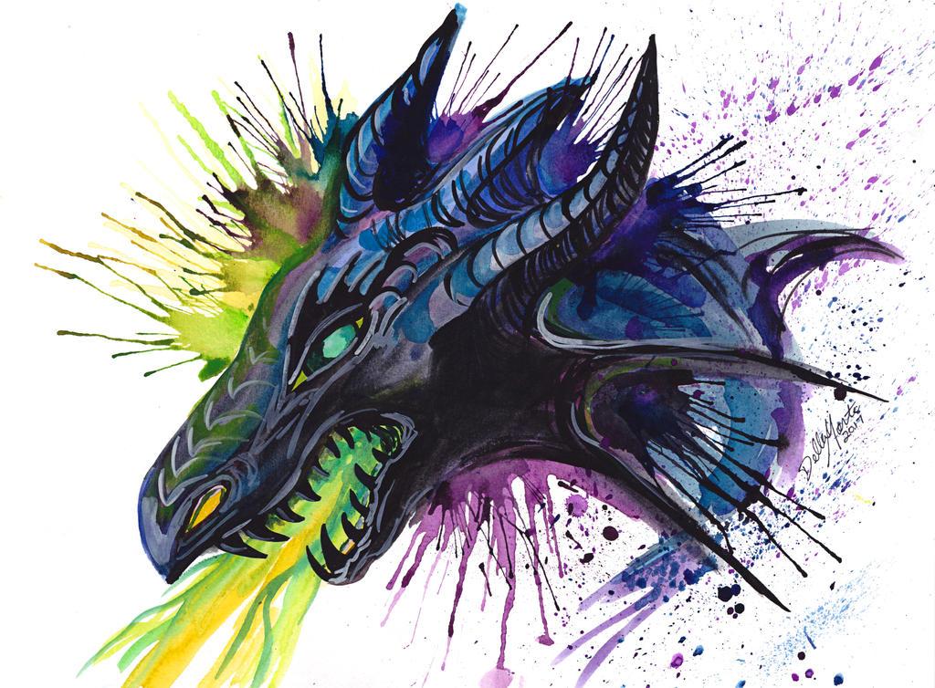 Maleficent by Doubtful-Della
