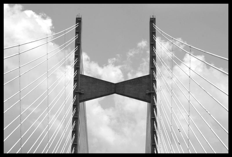 Dames Point Bridge by Doubtful-Della