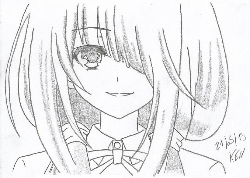 Kurumi Tokisaki by redkojimax
