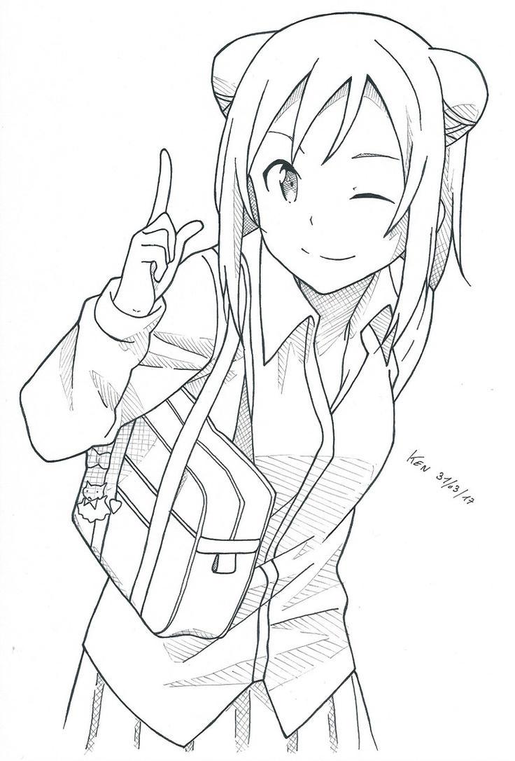 Hikari Takanashi by redkojimax
