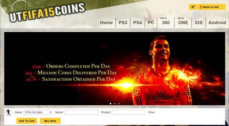 UTfifa15coins.com - FIFA 15 Coins by UTfifa15coins