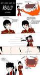 Why Mai and Zuko REALLY kissed
