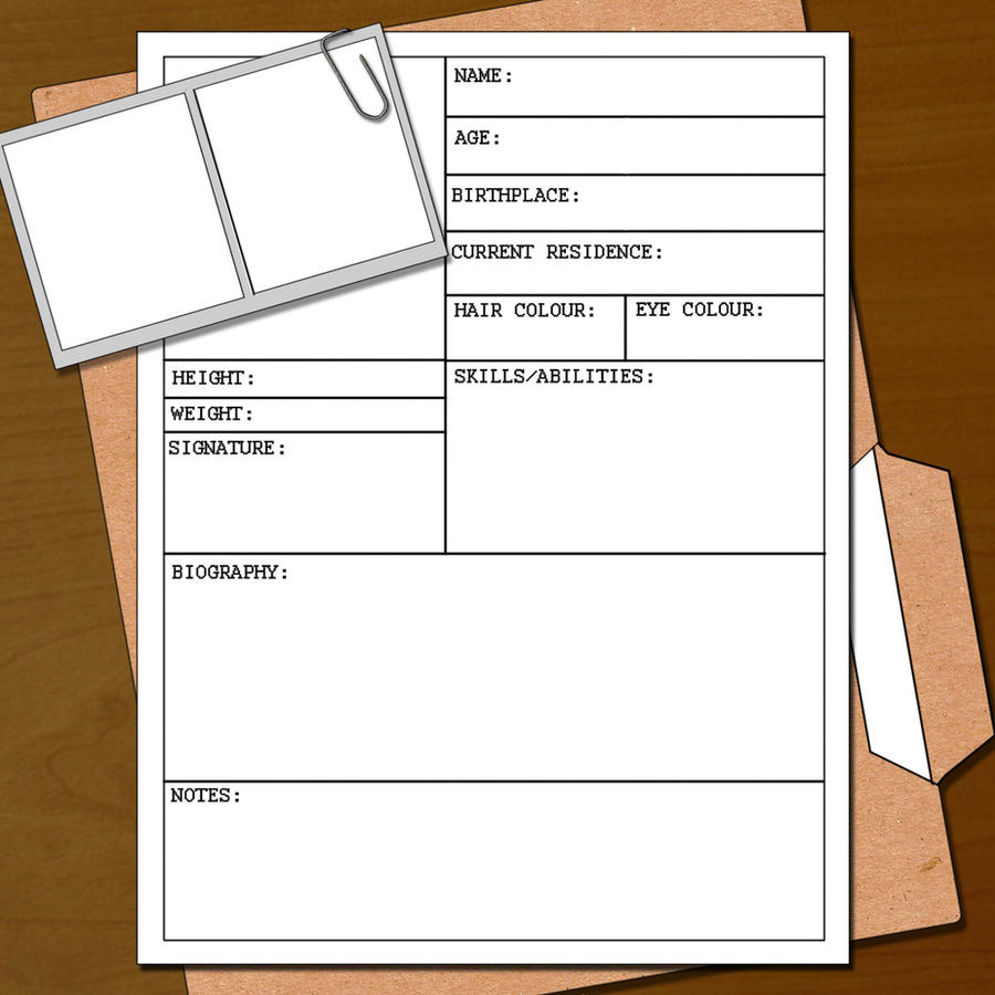 Government File Template by TheLastVeo on DeviantArt – Help Wanted Template Word