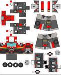 Hako clone Transformers Prime Ironhide