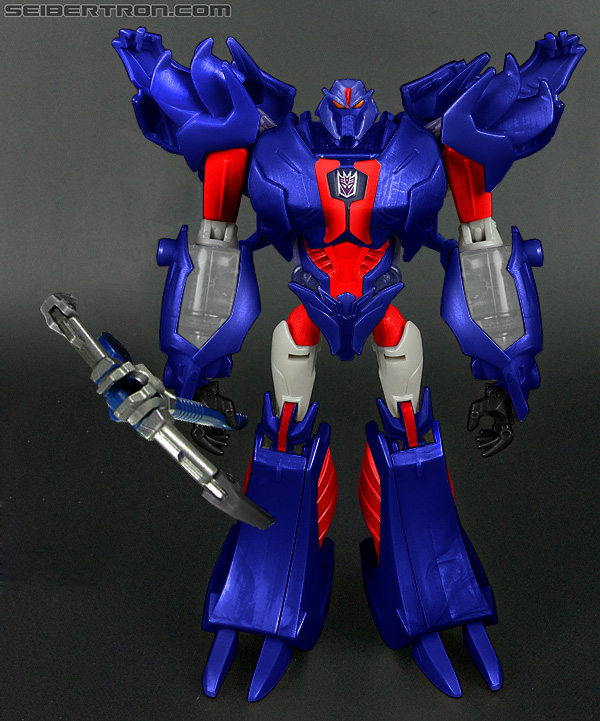 Straxus- Transformers prime by minibot-gears