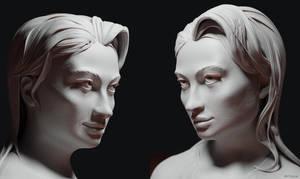 Tanya portrait