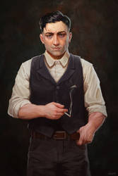 Yaroslav portrait