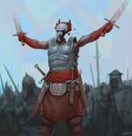 Warrior from the Underworld