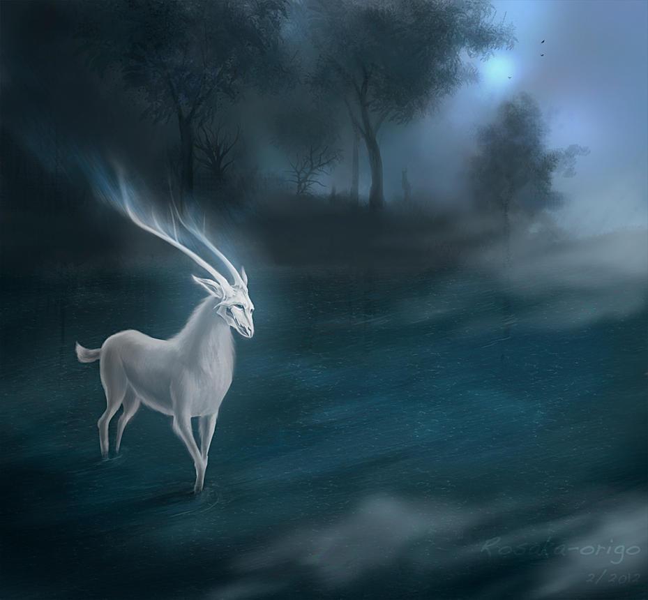 Mere Ghost by Rosaka-Origo