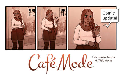 Cafe Mode update 25