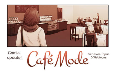 Cafe Mode update 27