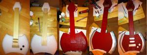 Marceline's Axe Bass