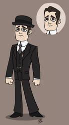 Detective William Murdoch by GlamourKat