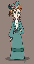 Doctor Julia Ogden by GlamourKat