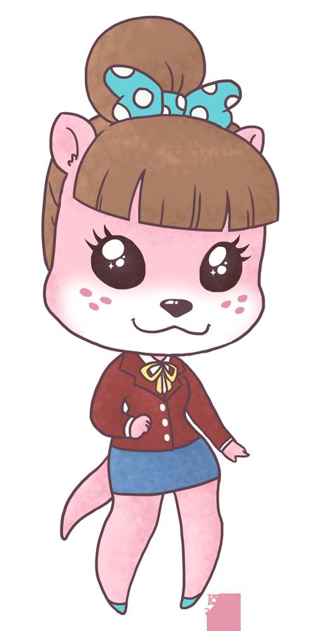 Lottie Otter by GlamourKat
