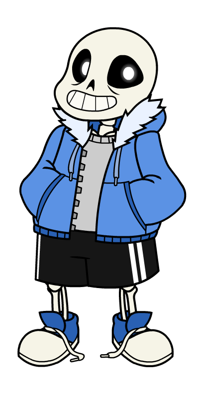 Sans by GlamourKat