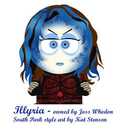 Illyria - God-King of Colorado by GlamourKat