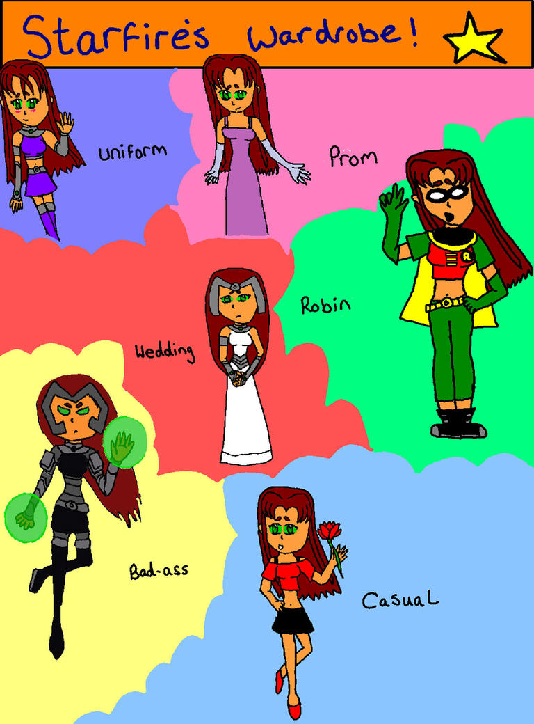 The gallery for --> Starfire And Robin Have A Baby
