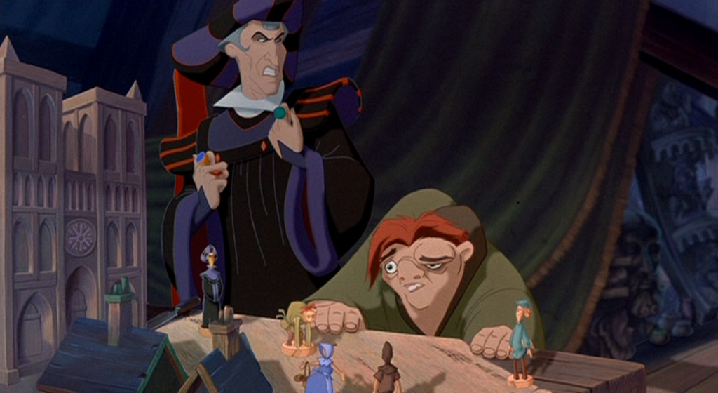 Esmeralda And Quasimodo Top 20 Best Animated V...