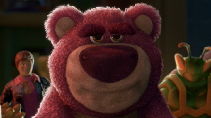 Toy Story 3 Woody Vs Lotso
