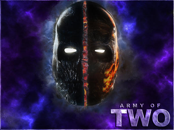 Bonded By Fire Army of Two 1600 x 1200 Wallpaper