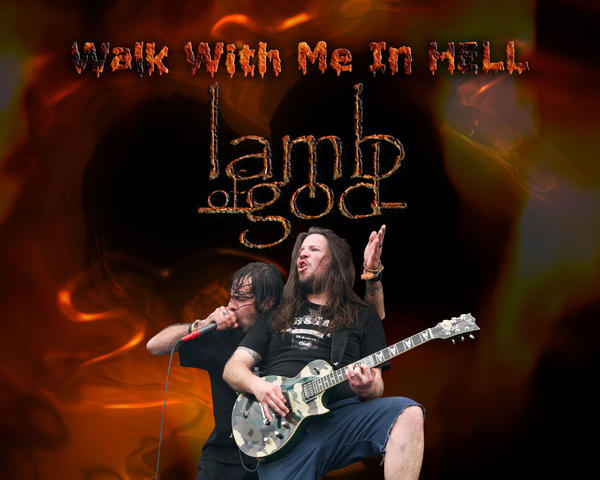 Lamb Of God Walk with me in Hell 1280 x 1024 Wallpaper