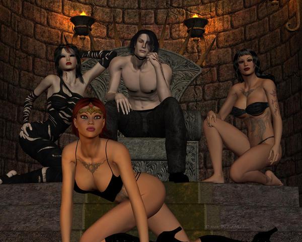 Vampire Mansion 1280 x 1024