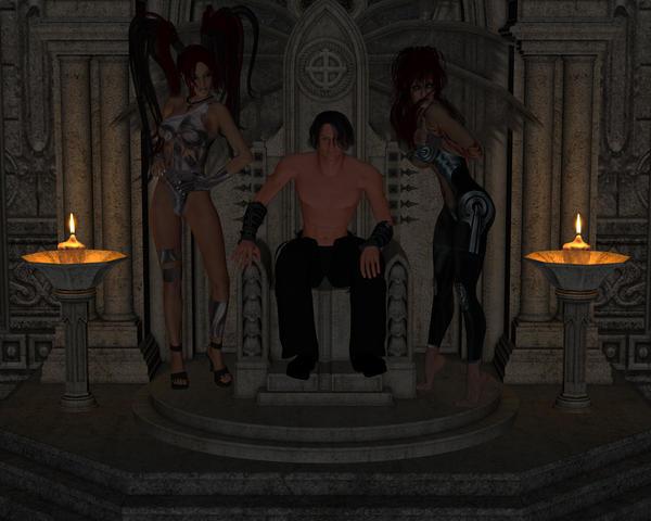 Gothic Chix 2 1280 x 1024