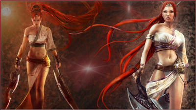 Nariko heavenly sword 1920 x 1080
