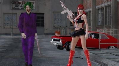 Joker Harley Quinn Poser 1920x1080
