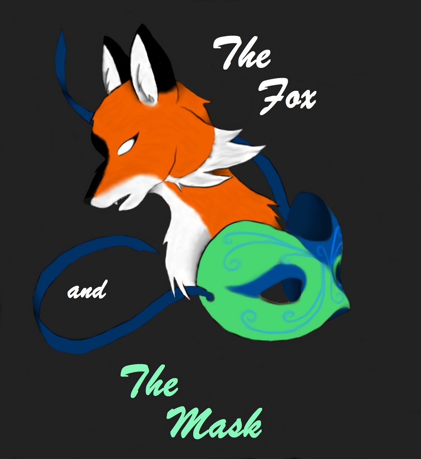 The Fox and The Mask by Belle04TMNT