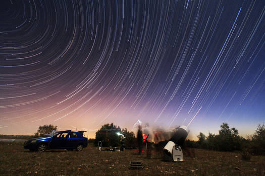 Searching for comets