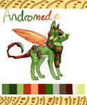 Andromede CLOTHES REF