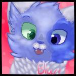 Blurr Button