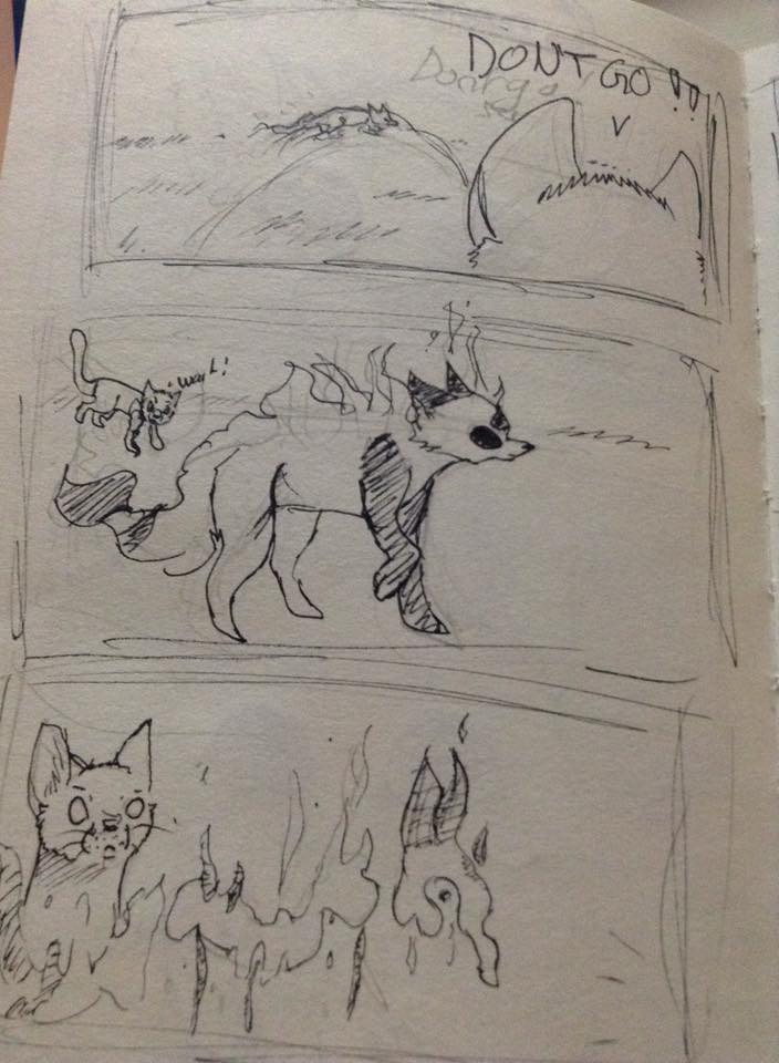 A comic ? - My sketchbook