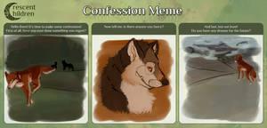 CC - Confession meme Ginger
