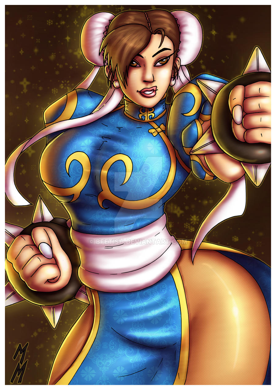 Chun Li by Bfetish