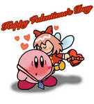 Kirby and Ribbon's Valentine's Day