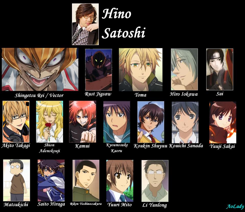 satoshi batista voice actor