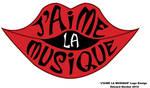 'J'aime la Musique' Logo by ed-norden