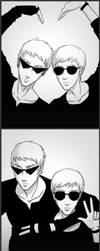 act like dbags 2 - dave and bro by jigenbakudan