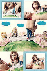 Hamster and Rabbit 2# by ikie