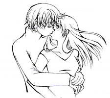 Fanart - Edward and Bella