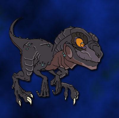 Godzilla - Baby Godzilla O: by aleramicci