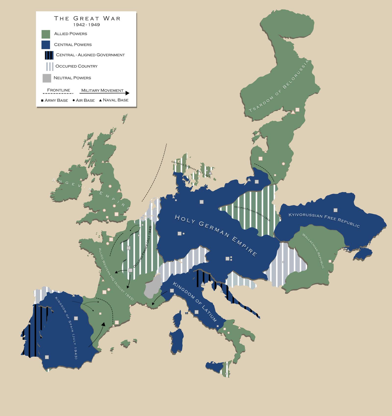 AH The Great War: Late-1943 by Maonsie