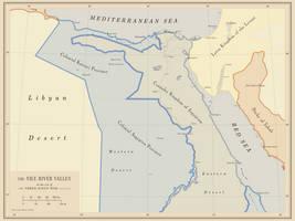 The Nile is Mine (c.1811) by Maonsie